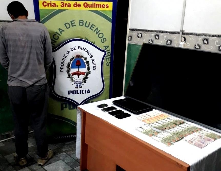 Detienen a sujeto acusado de robar casas en La Colonia