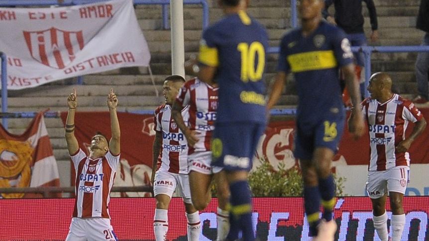 En el debut de Alfaro, Uni�n (SF) venci� con autoridad a Boca