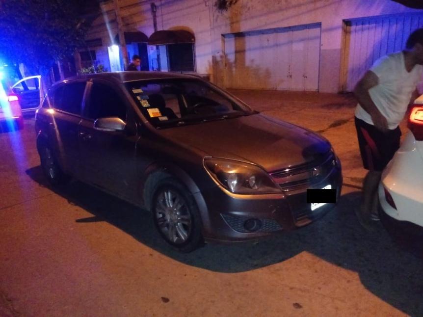 Chofer de Uber robaba ruedas cuando no hac�a viajes