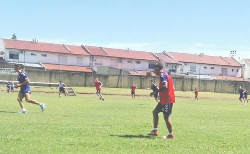 Quilmes volvi� al trabajo y hoy jugar� el tercer partido amistoso