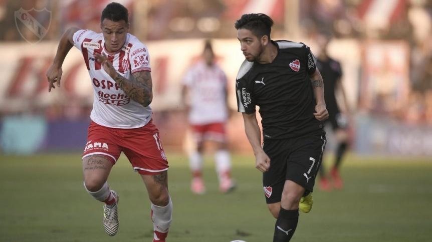 En la continuidad de la fecha se destaca Independiente-Uni�n (SF)