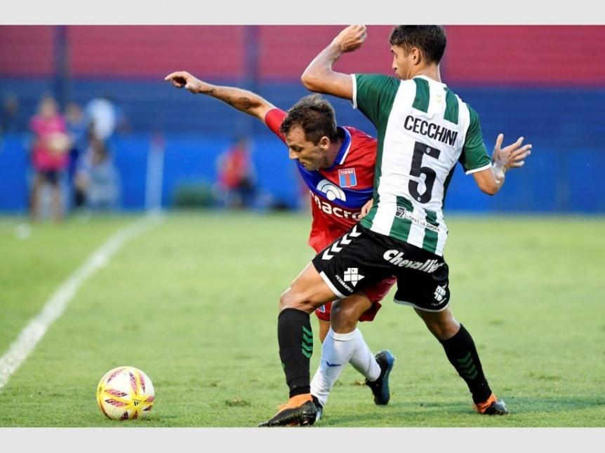 En un partidazo, Tigre y Banfield igualaron 4-4 en Victoria