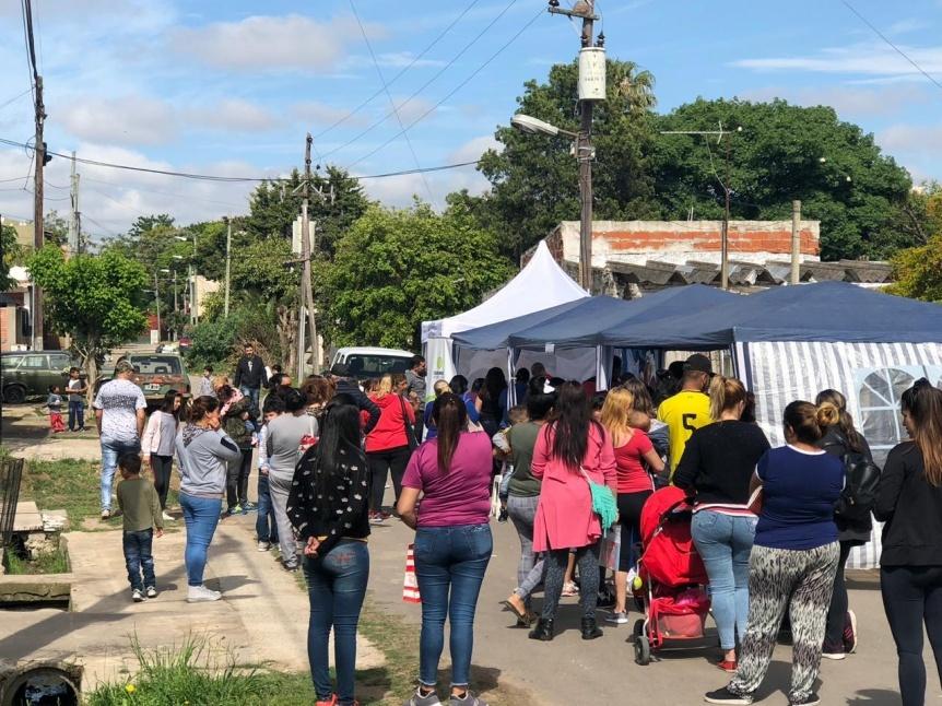 """El operativo social """"Junto a Vos"""" llega este lunes al barrio La Paz"""
