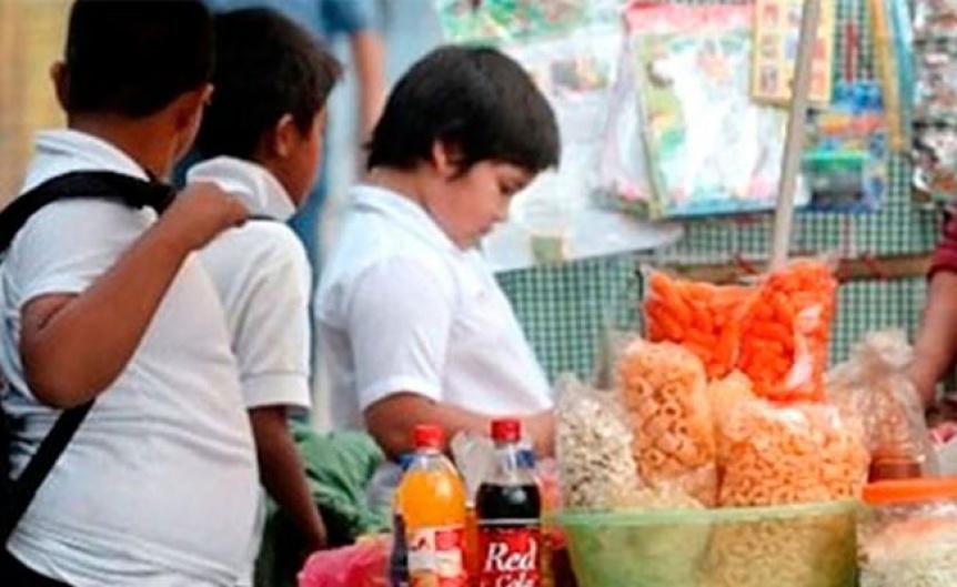Promueven pol�ticas escolares para prevenir el sobrepeso infanto-juvenil