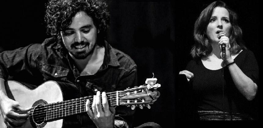 Conciertos al aire libre: Pedro Rossi y P�a Sicardi en el Laboratorio de Luther�a Social