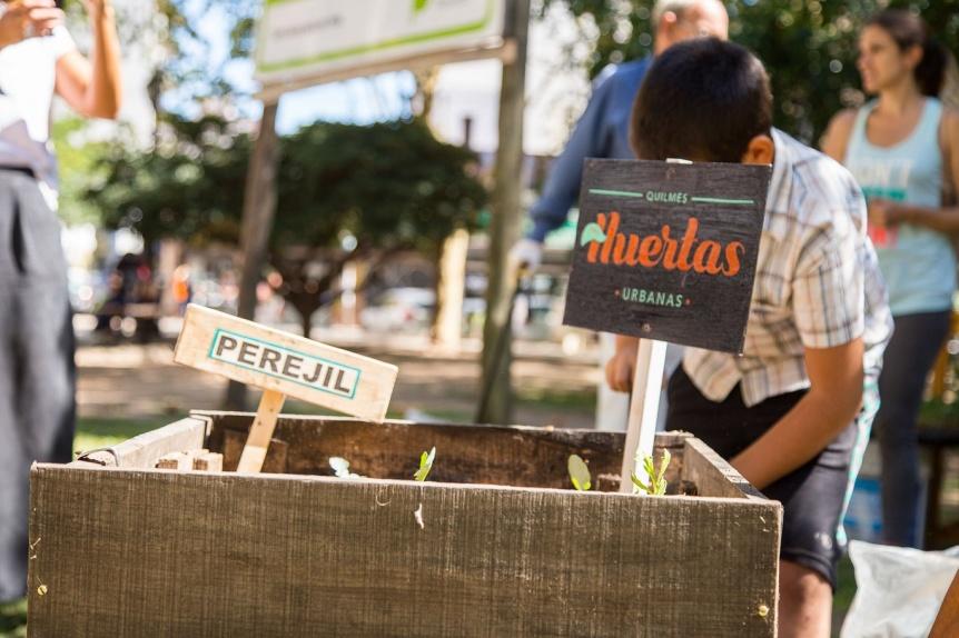 Contin�a el ciclo de Huertas de Verano en distintos espacios p�blicos de la ciudad