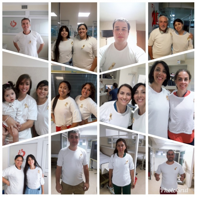 La Clínica del Niño de Quilmes propone: #PoneteLaCamiseta por el cáncer infanto-juvenil