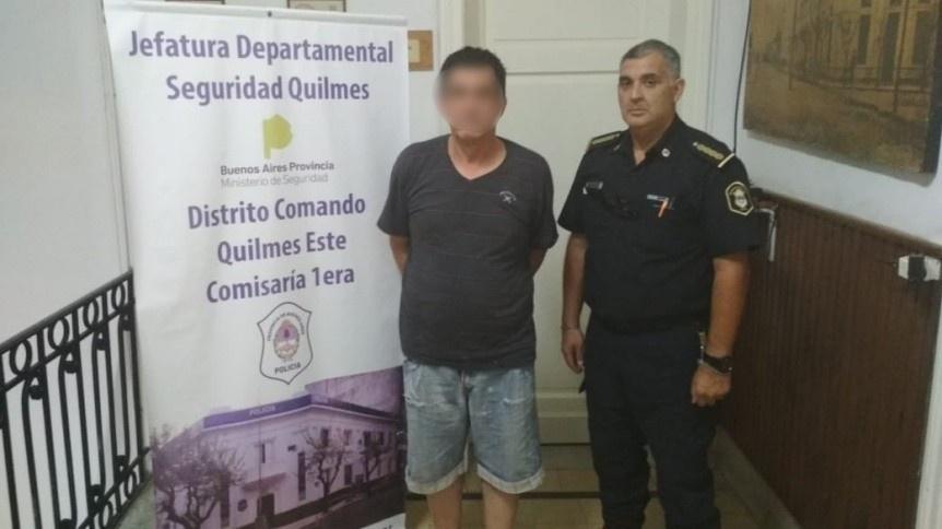 Declara en Fiscalía el detenido por presunto abuso a una adolescente