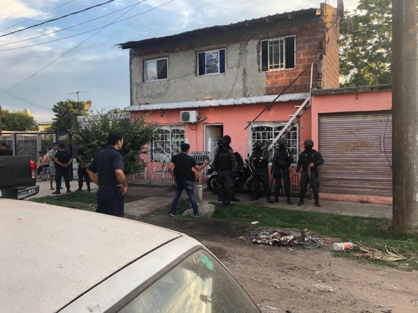 Aprehendieron a una mujer que hizo dos amenazas de bomba al BAPRO de Solano