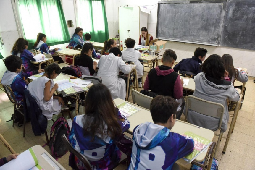 Resultados de las pruebas Aprender 2018 en la provincia de Buenos Aires