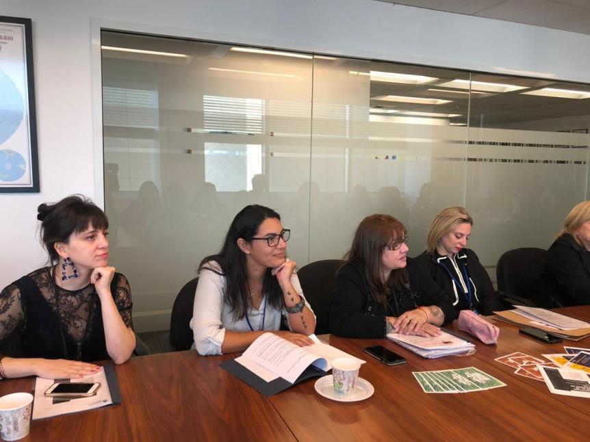 Quilmes participa de la reunión de la ONU sobre igualdad de género
