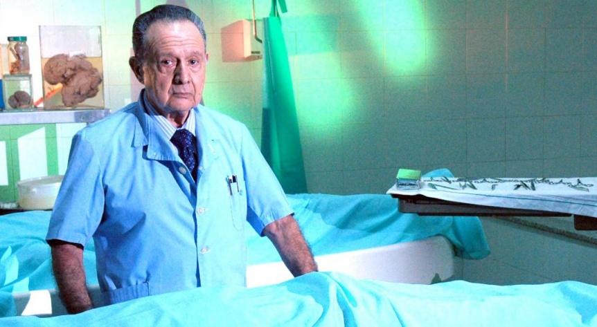 Se suicid� el experto forense Osvaldo Raffo