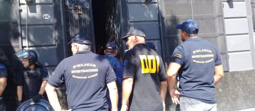 Capturan a tres pr�fugos por el crimen del empresario Esp�sito de Bernal