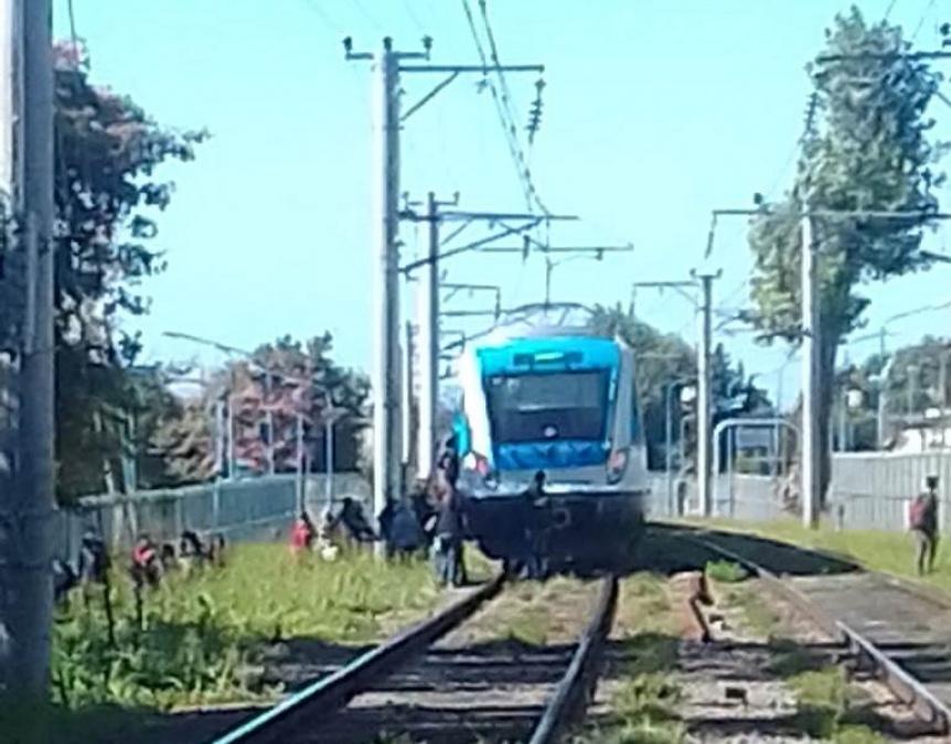 El tren Roca arrolló a otra persona entre las estaciones Quilmes y Ezpeleta
