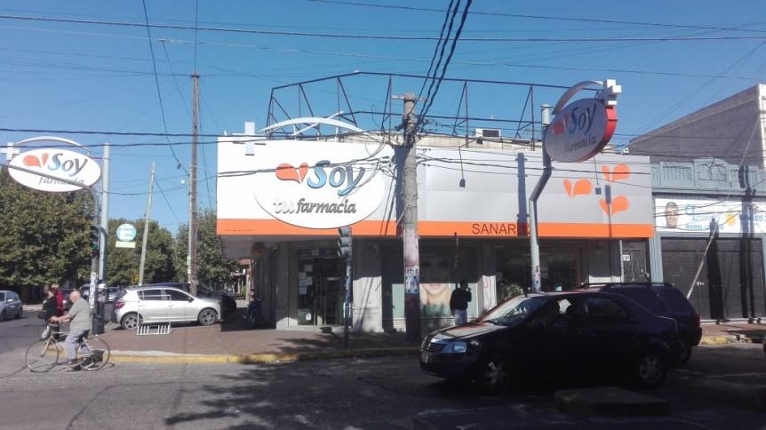Dos robos en una semana en farmacia de Quilmes Oeste