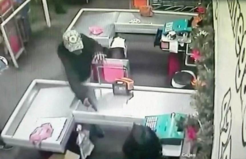 Ataque mafioso chino a supermercadista local en Solano