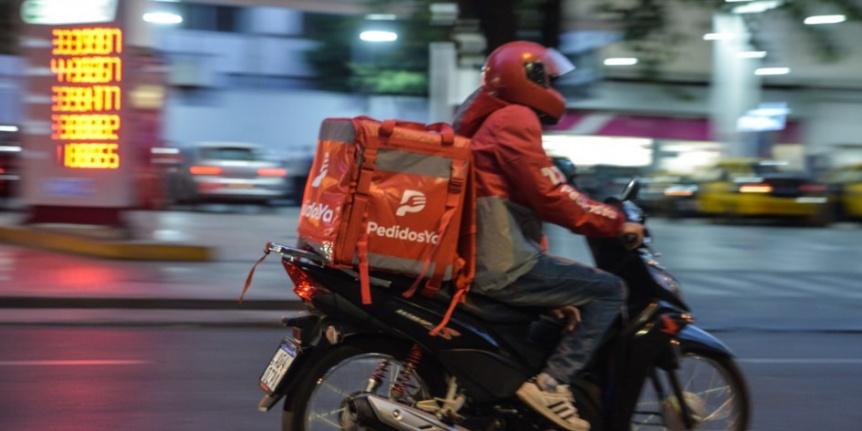 Asaltaron a delivery mientras entregaba un pedido