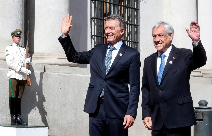 La Argentina y otros siete países vecinos conformaron el PROSUR