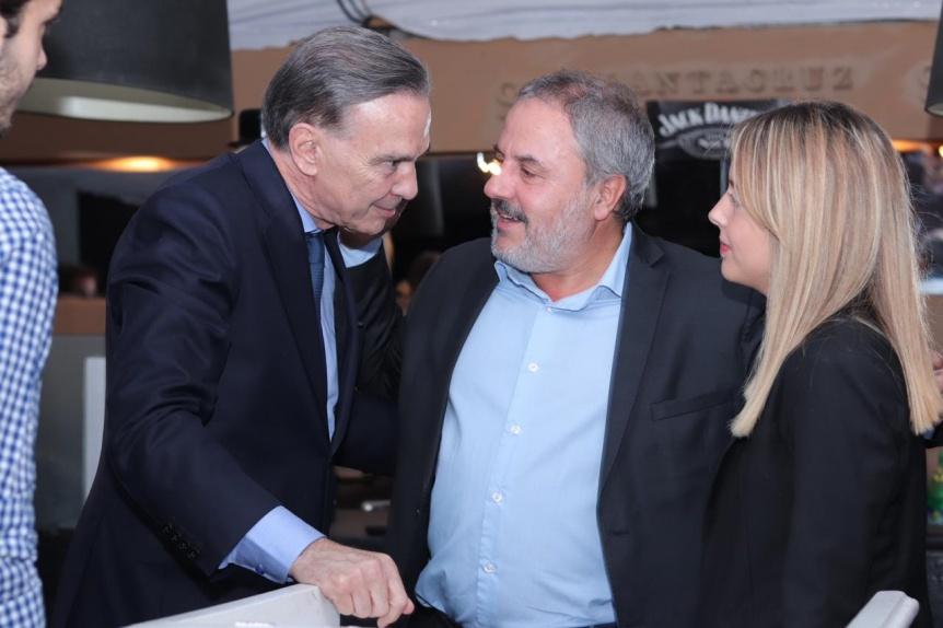 Peronismo Federal: Pichetto reuni� a j�venes en la Ribera de Quilmes