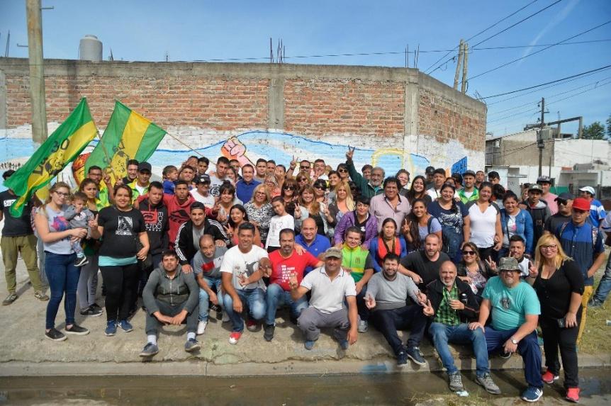 No olvidamos: Varela conmemoró el Día de la Memoria