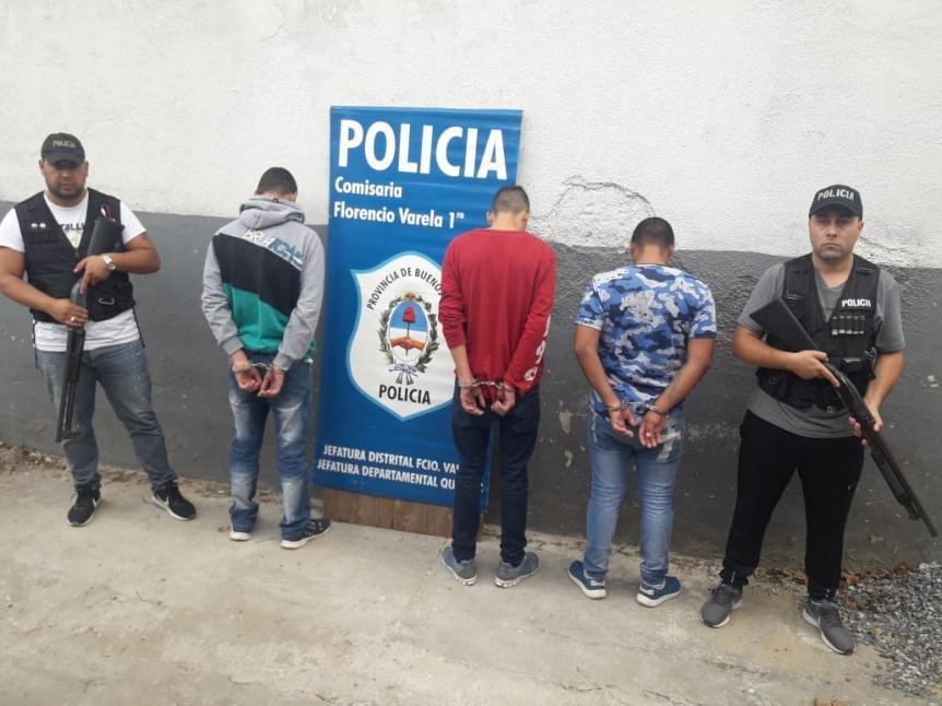 Detuvieron a tres acusados de casi matar a un joven en pelea callejera