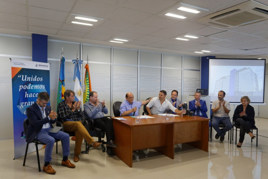 """""""Red industrial Berazategui"""": Nuevo espacio de intercambio para industriales"""