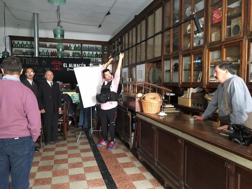 Berazategui, escenario del documental sobre Artémides Zatti