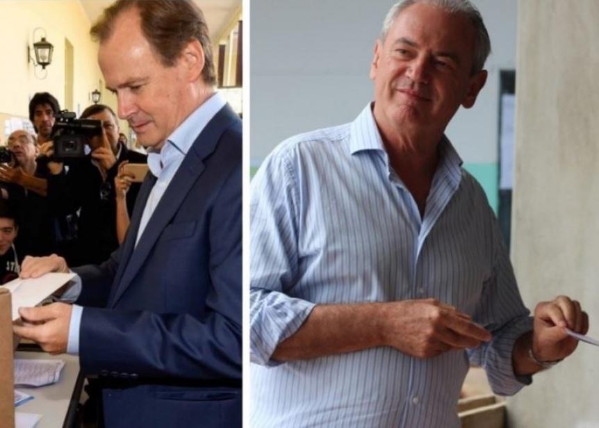 El peronista Gustavo Bordet se impon�a  por una amplia diferencia en Entre R�os