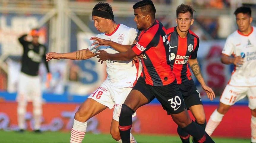 San Lorenzo y Hurac�n igualaron sin goles y ya piensan en la revancha