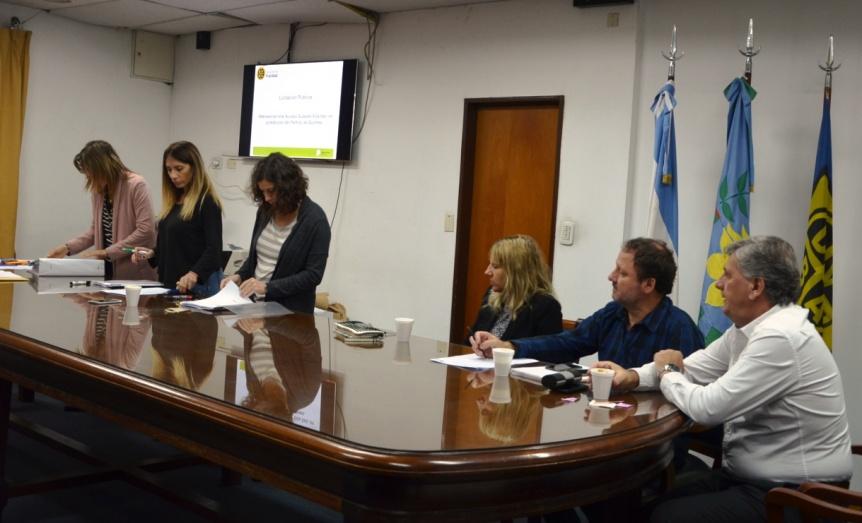 La Provincia licitó trabajos viales para el Acceso de Villa Itatí