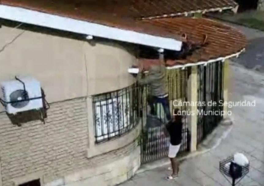 Intentaron entrar a una casa, los detuvieron y la Justicia los liber� en minutos