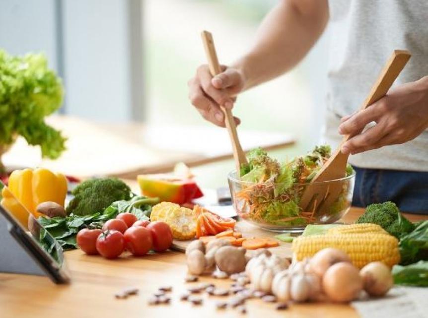 Una buena alimentación permite reducir muchas enfermedades