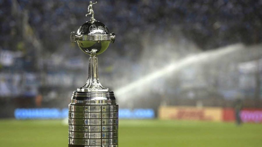 River-Cruzeiro, Boca-Paranaense y Godoy Cruz-Palmeiras juegan en octavos