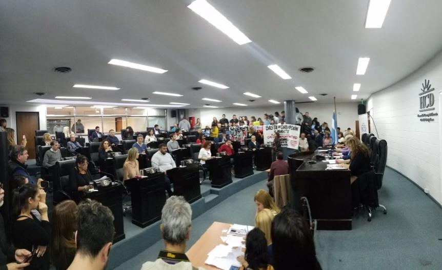 Aprobaron convenio con AUBASA para obras en las bajadas de Quilmes y Bernal