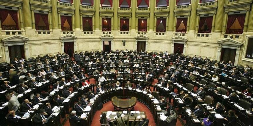Diputados aprobó la Ley de Financiamiento Político en sesión especial