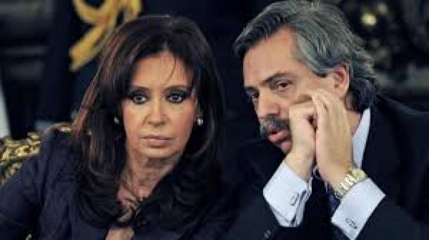 Dirigentes peronistas expresaron su apoyo  a la f�rmula Alberto Fern�ndez - Cristina Kirchner
