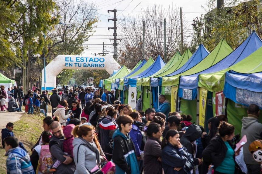 """""""El Estado en Tu Barrio"""" llega a Quilmes Oeste"""