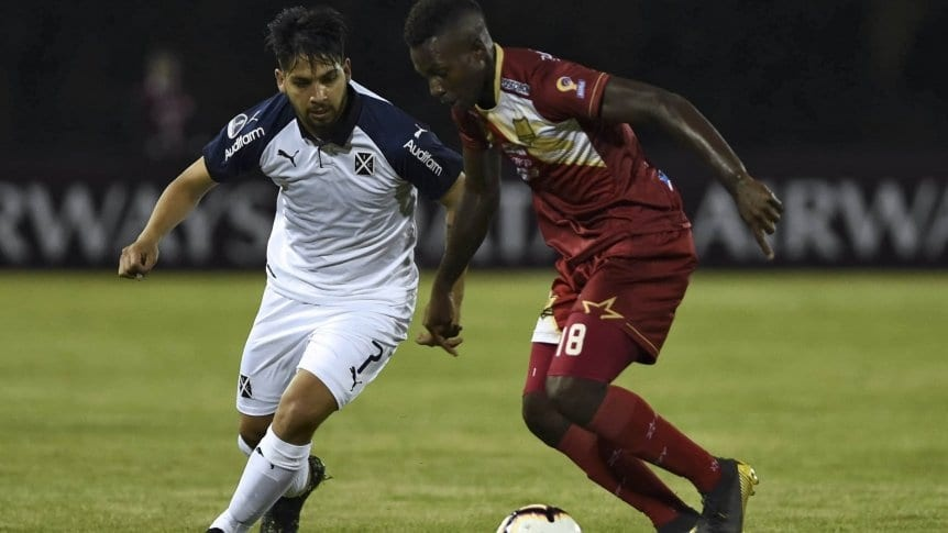 Independiente perdi� en Colombia pero sum� dos goles de visitante