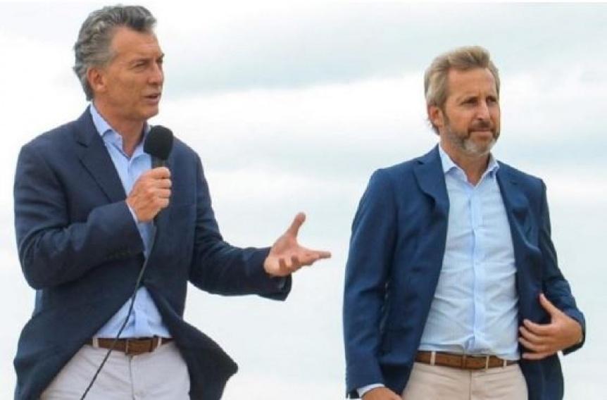 Frigerio afirmó que Macri