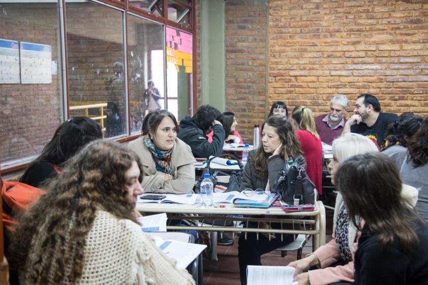 M�s de mil docentes y directivos se capacitan en Educaci�n Sexual Integral