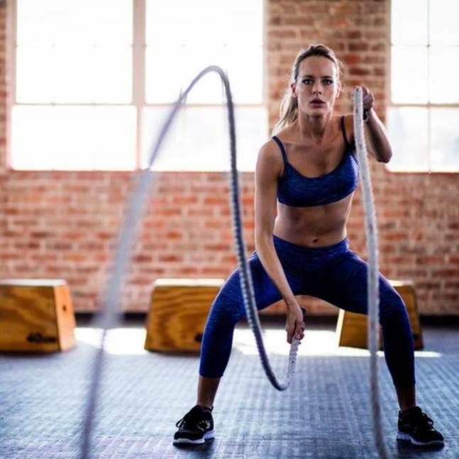 �Hacer ejercicio en ayunas adelgaza m�s?