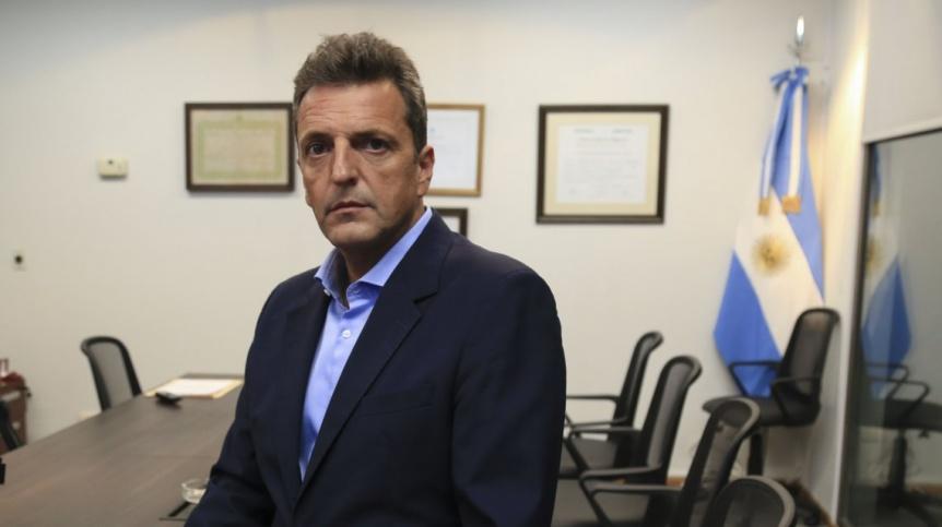 Sergio Massa avanz� con el PJ en la conformaci�n de una coalici�n opositora
