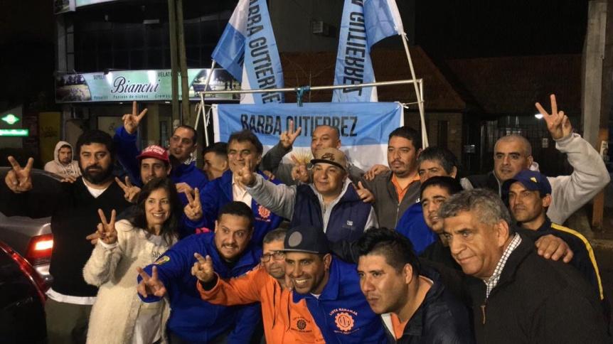 Francisco Guti�rrez ratific� su precandidatura