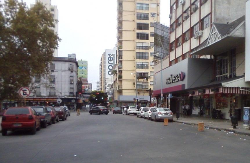 Libre estacionamiento en los centros comerciales del partido de Quilmes