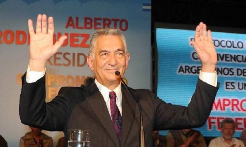 San Luis: Alberto le ganó a Adolfo Rodríguez Saá y obtuvo su reelección