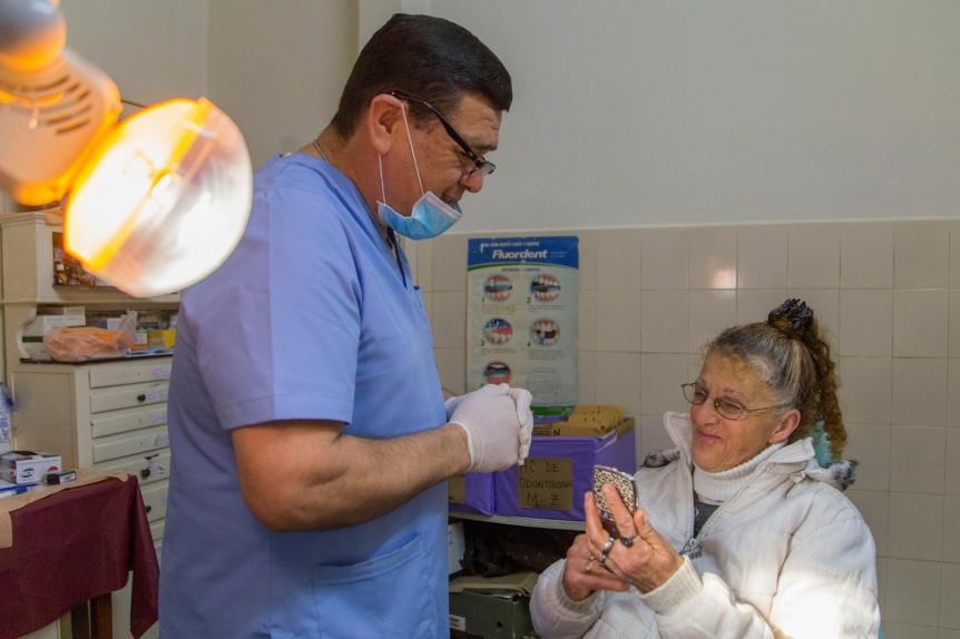 El Municipio de Quilmes fortalece los servicios de prevención, diagnóstico y tratamiento bucodental
