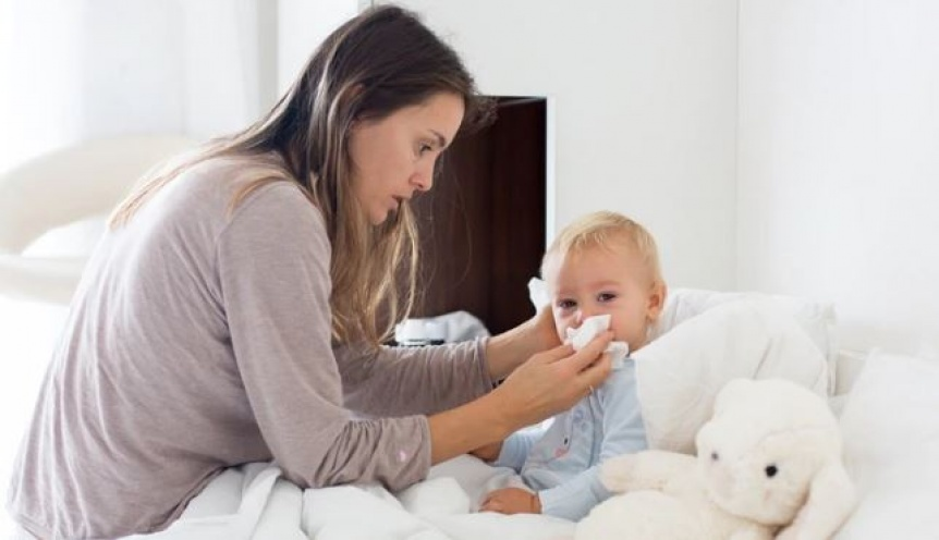 Alertan por un aumento de casos de influenza A H1N1