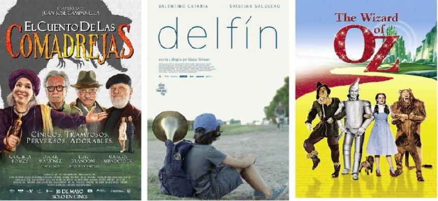 El Espacio INCAA Quilmes invita a disfrutar el mejor cine nacional y de todos los tiempos