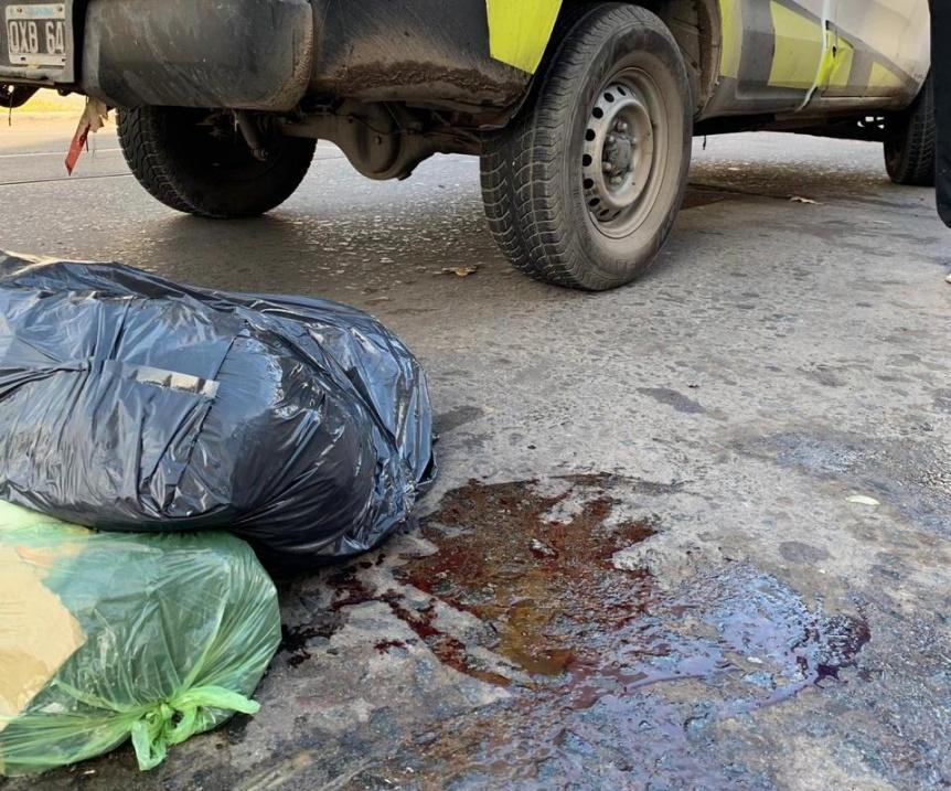 Denunciaron a la Cl�nica Brandsen por arrojar residuos patol�gicos