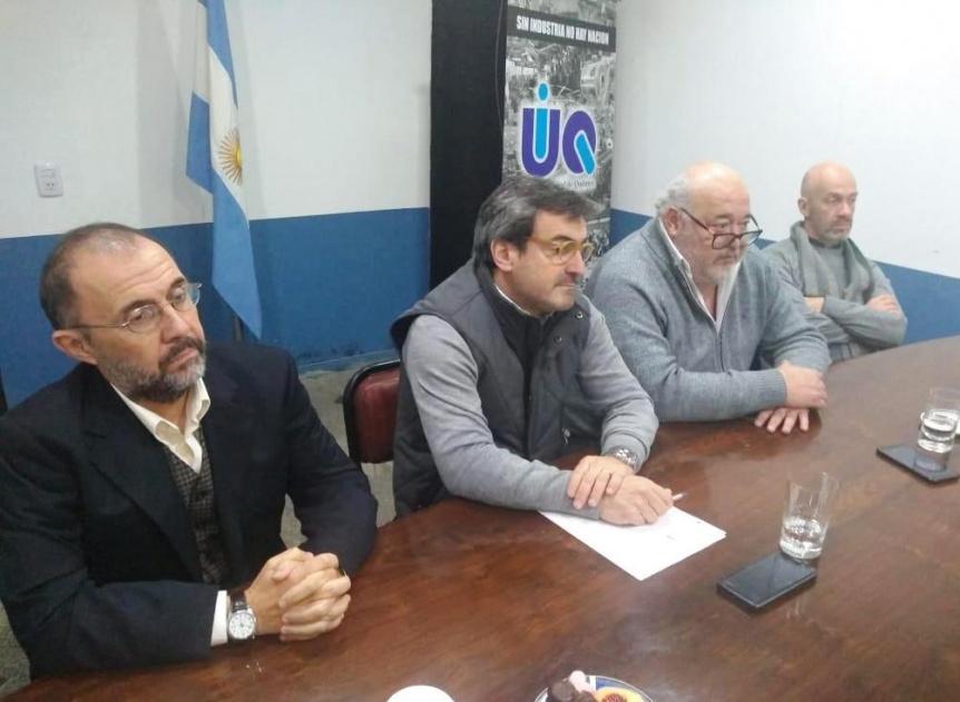 La UIPBA y la UIQ recorrieron industrias en Quilmes